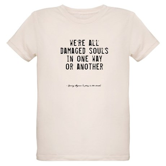 Souls Quote Organic Kids T-Shirt