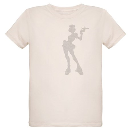 Sexy Nurse Organic Kids T-Shirt