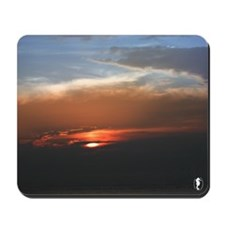 "Cozumel ""Eye of God"" Mousepad"