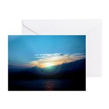 "Cozumel ""Contrast"" Greeting Cards (Pk of 10)"