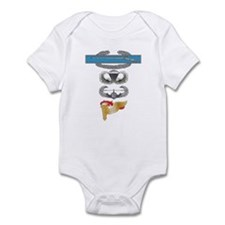 Tower of Power Infant Bodysuit