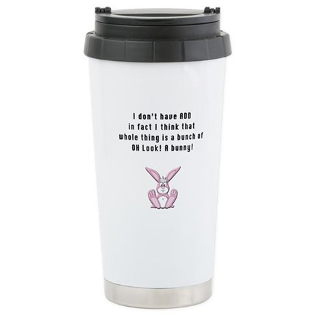 ADD Bunny Ceramic Travel Mug