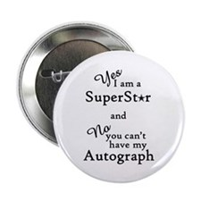 """SuperStar"" 2.25"" Button (100 pack)"