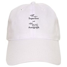 """SuperStar"" Baseball Cap"