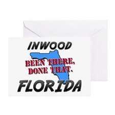inwood florida - been there, done that Greeting Ca