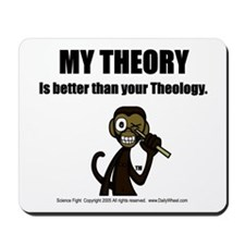 My Theory Mousepad