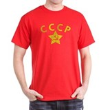 CCCP Soviet Police v.2 T-Shirt