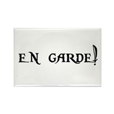 En Garde! Rectangle Magnet (10 pack)