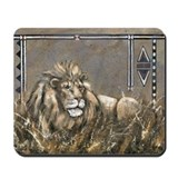 The Spirit Lion Mousepad