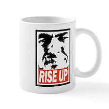 Max Keiser Rise Up Mug