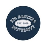 "Big Brother University 3.5"" Button (100 pack)"