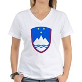 Slovenia Coat of Arms Shirt