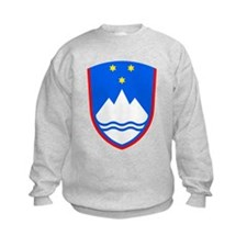 Slovenia Coat of Arms Sweatshirt