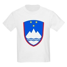 Slovenia Coat of Arms T-Shirt