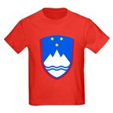 Slovenia Coat of Arms T