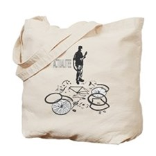 TATI bicycle Tote Bag