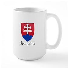 Slovak Coat of Arms Seal Mug