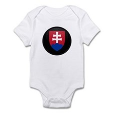 Coat of Arms of Slovakia Infant Bodysuit