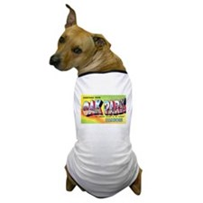 Oak Park Illinois Greetings Dog T-Shirt