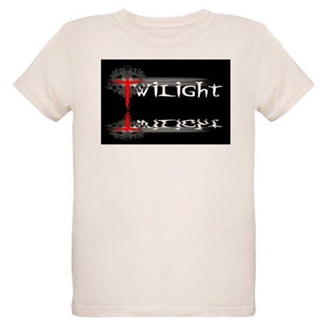 Twilight Movie Organic Kids T-Shirt