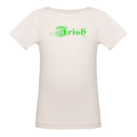 Irish Organic Baby T-Shirt