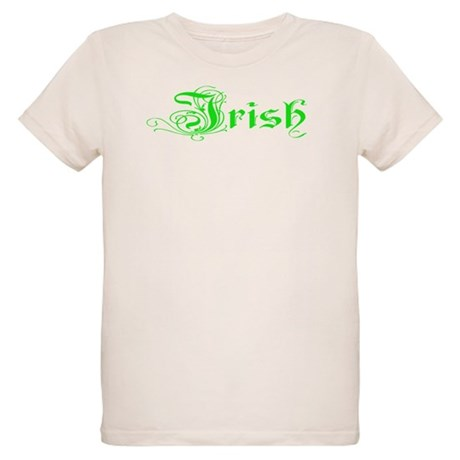 Irish Organic Kids T-Shirt