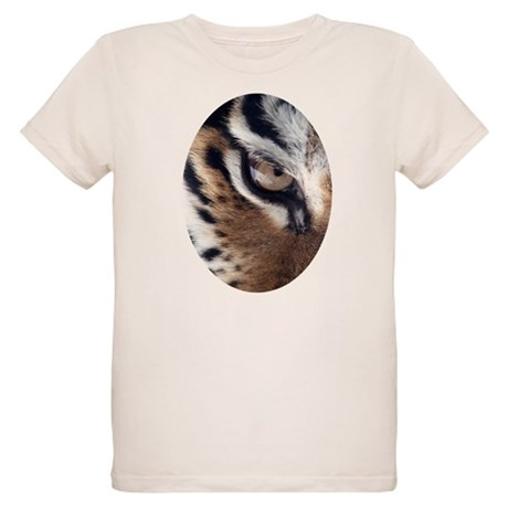 Tiger Eye Organic Kids T-Shirt
