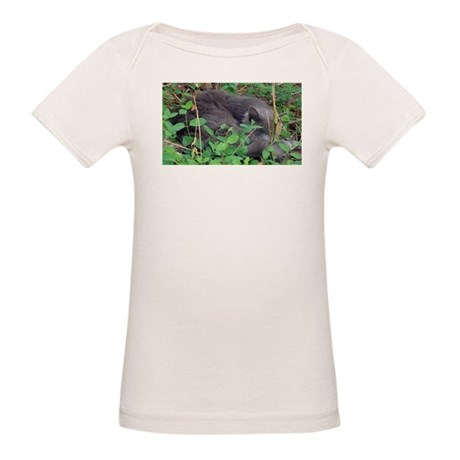Honeysuckle Nap Organic Baby T-Shirt
