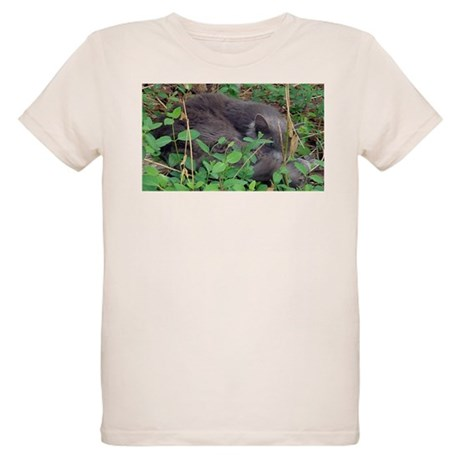 Honeysuckle Nap Organic Kids T-Shirt