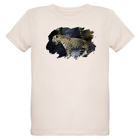 Jaguar Organic Kids T-Shirt