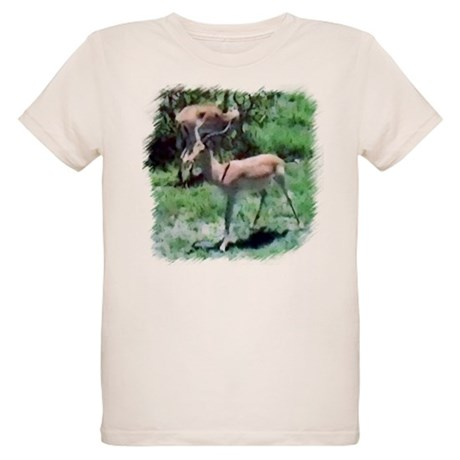Gazelle Organic Kids T-Shirt
