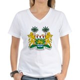 Sierra Leone Coat of Arms Shirt