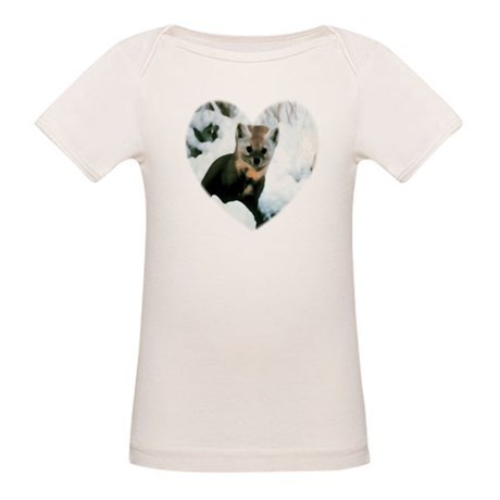 Little Fox Organic Baby T-Shirt