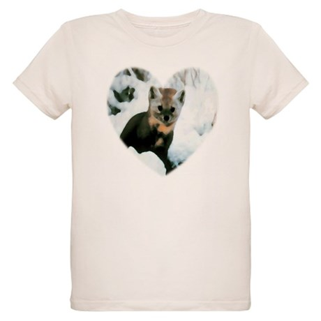 Little Fox Organic Kids T-Shirt