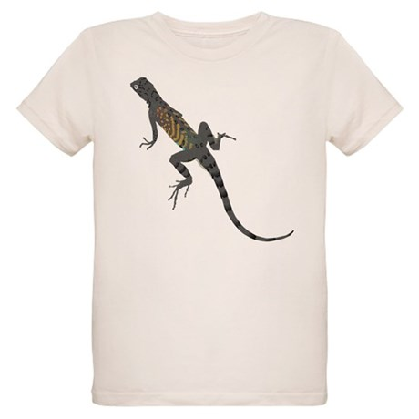 Lizard Organic Kids T-Shirt
