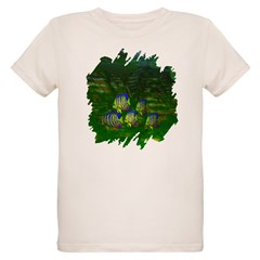 Angel Fish Organic Kids T-Shirt
