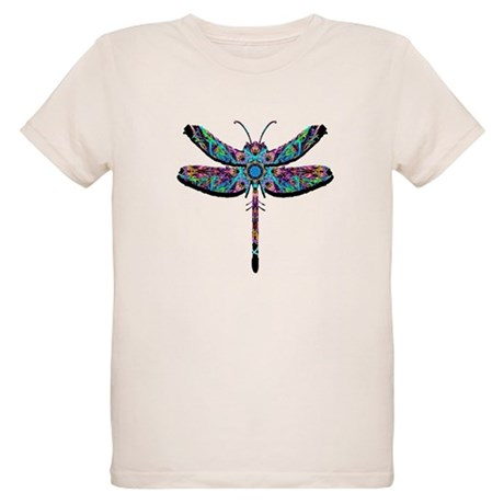 Dragonfly Organic Kids T-Shirt