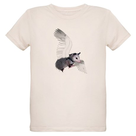 Angel Possum Organic Kids T-Shirt