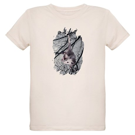 Moonlight Possum Organic Kids T-Shirt