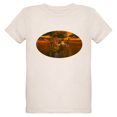 Golden Angel Organic Kids T-Shirt