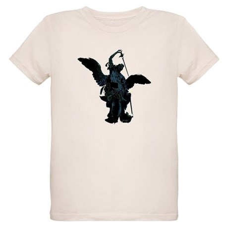 Powerful Angel Organic Kids T-Shirt