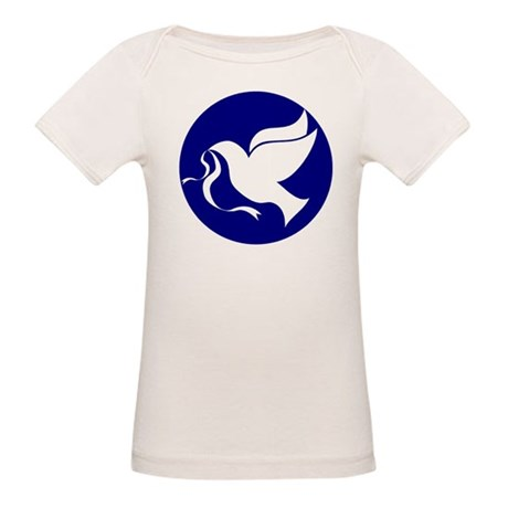 Peace Dove Organic Baby T-Shirt