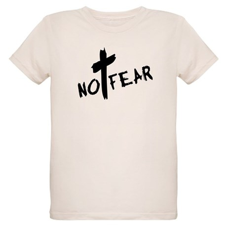 No Fear Organic Kids T-Shirt