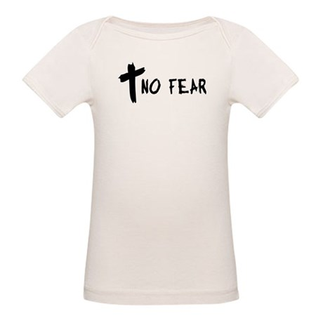 No Fear Cross Organic Baby T-Shirt