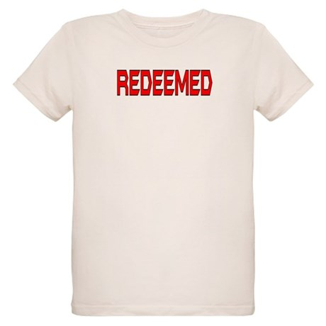 Redeemed Organic Kids T-Shirt