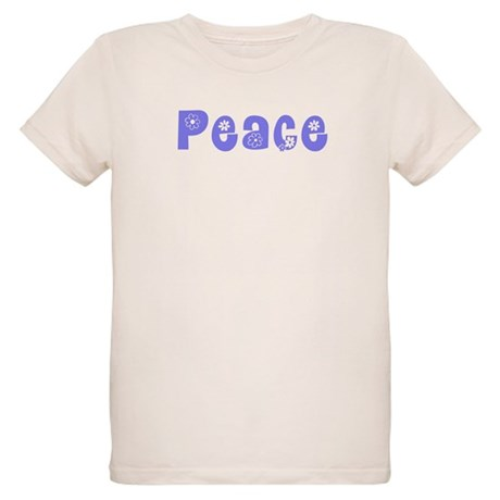 Peace Organic Kids T-Shirt