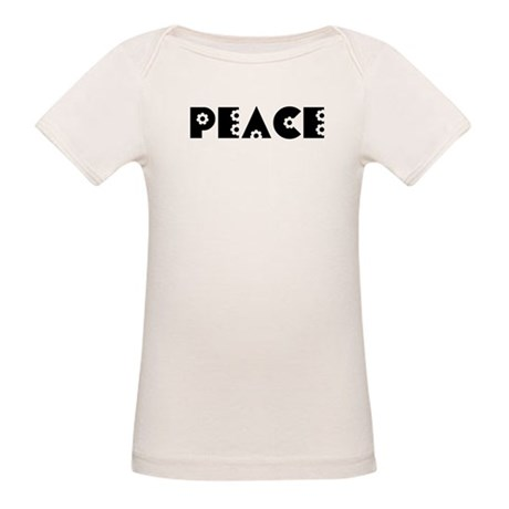 Peace Organic Baby T-Shirt