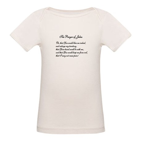 The Prayer of Jabez Organic Baby T-Shirt