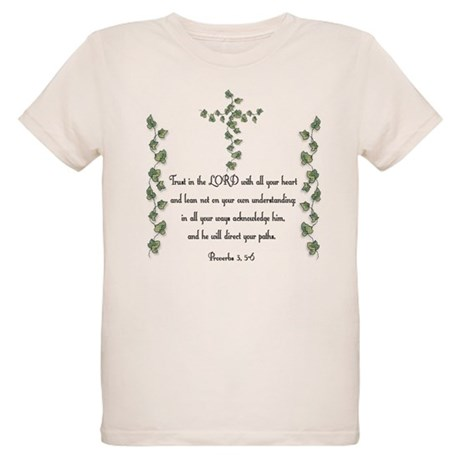 Proverbs Organic Kids T-Shirt