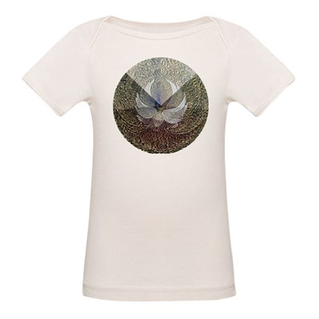Guardian Angel Organic Baby T-Shirt